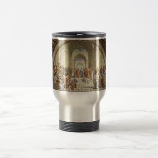 Raphael - School of Athens Travel Mug