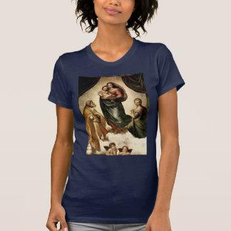 "Raphael's Classic ""Sistine Madonna"" (circa 1513) T Shirt"