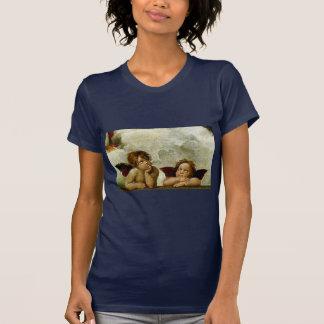 "Raphael's ""Sistine Madonna"" (circa 1513) (Detail) T-shirts"