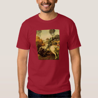 "Raphael's ""St. George and the Dragon"" (circa 1505) Shirts"