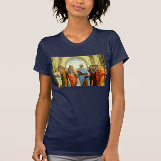 "Raphael's ""The School of Athens"" Detail circa 1511 T-Shirt"