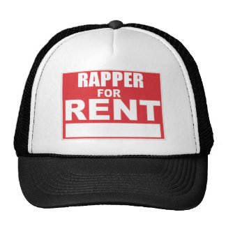 Rapper For rent Cap