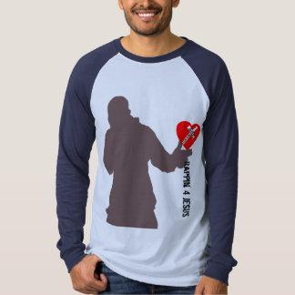 Rappin' 4 of Jesus - Jesus Saves Tees