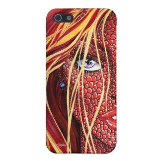 Rapscallion Sci-Fi Fantasy Fine Art iPhone 5 Case