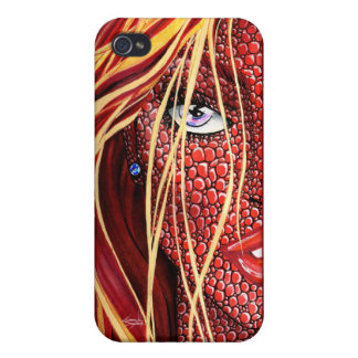 Rapscallion Sci-Fi Fantasy Fine Art iPhone 4 Cases