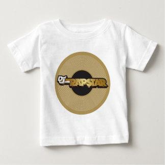 Rapstar Vinyl Baby T-Shirt