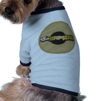 Rapstar Vinyl Dog Tee