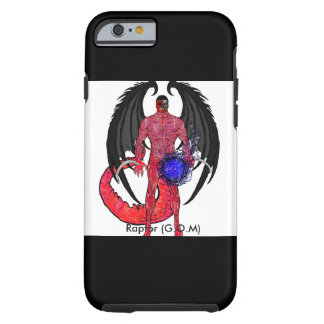 Raptor Cocoon - G.O.M Phone Case IPhone 6