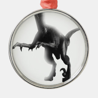 Raptor Dinosaur T Rex Christmas Ornament