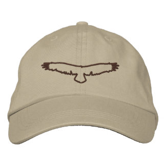 Raptor Embroidered Baseball Cap