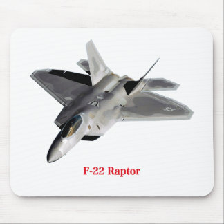 Raptor F-22 Mouse Mat