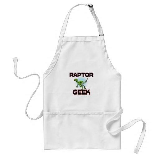 Raptor Geek Aprons