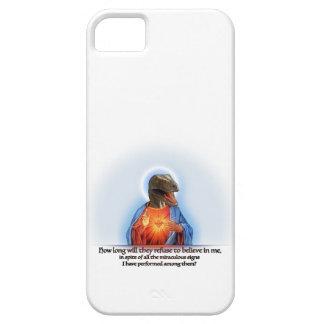 Raptor Jesus iPhone Case