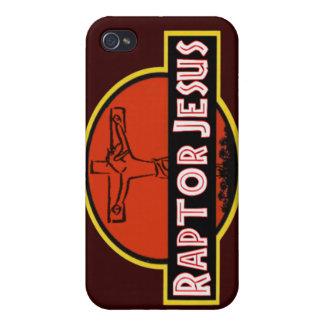 Raptor Jesus iPhone Case iPhone 4 Covers
