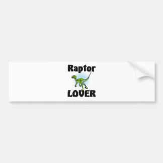 Raptor Lover Bumper Stickers
