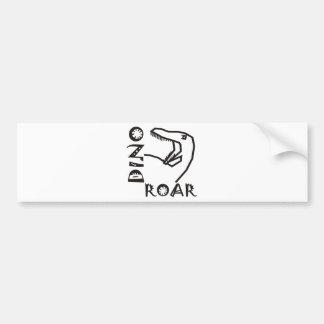 Raptor ROAR Bumper Stickers