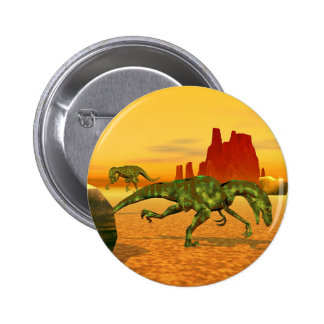 Raptors 6 Cm Round Badge