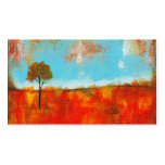Rapture Abstract Landscape Tree Art Painting