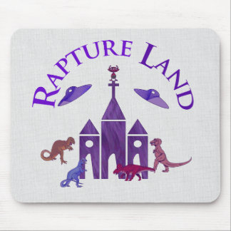Rapture Land Mouse Pad