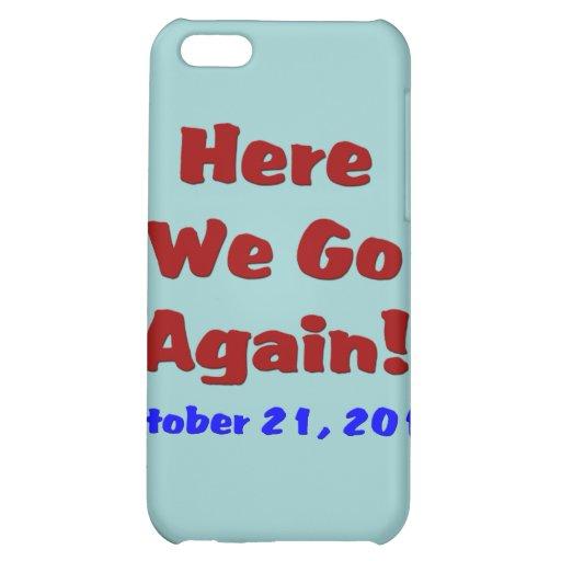 Rapture October 21 iPhone 4 Case
