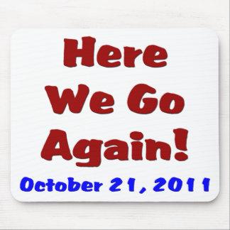 Rapture October 21 Mousepad
