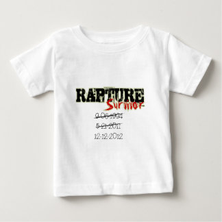 Rapture Survivor - Infant Shirt