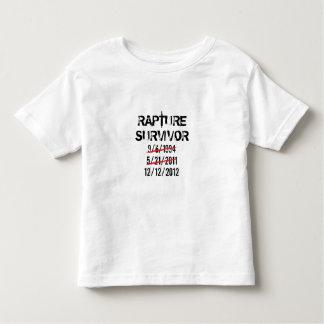 Rapture Survivor Tshirts