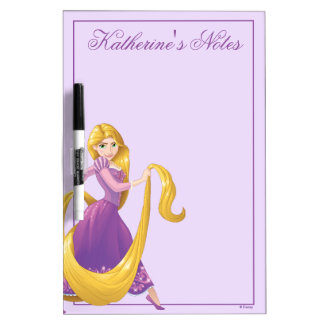 Rapunzel | Big Hair Day Dry Erase Board