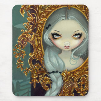 Rapunzel in Rococo Mousepad