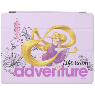 Rapunzel | Life Is An Adventure iPad Cover