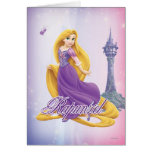 Rapunzel Princess Greeting Card
