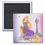 Rapunzel Princess Magnets