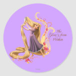 Rapunzel - The Glow's from Within Stickers