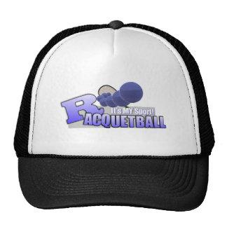 Raquetball My Sport! Cap