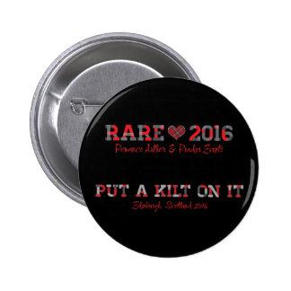RARE16 Button black