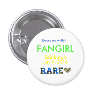 RARE16 button fan girl