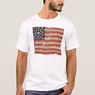Rare 1850-1865 Period 25 Star U.S. Flag. T-Shirt