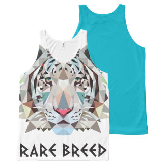 Rare Breed TANK ALLOVER! All-Over Print Tank Top
