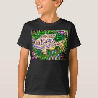 Rare Golden Fish - Creative Arts T-Shirt