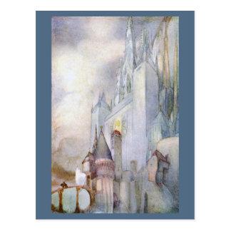 Rare Illustration 1912 Vintage Fantasy Postcards