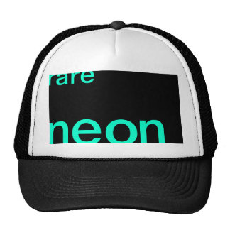 rare neon cap