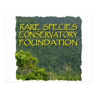 Rare Species Conservatory Foundation Postcards