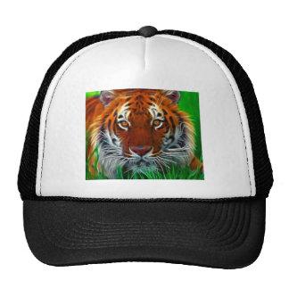 Rare Sumatran Tiger from Indonesia Cap