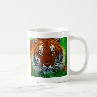 Rare Sumatran Tiger from Indonesia Coffee Mug