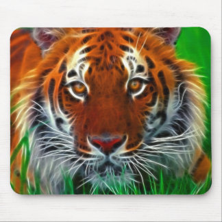 Rare Sumatran Tiger from Indonesia Mouse Pad