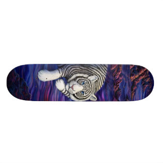 Rare Tiger skateboard