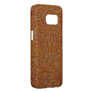 Rare Vintage Bali Wood Art