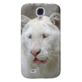 Rare White Tiger iPhone 3G Case Galaxy S4 Cases