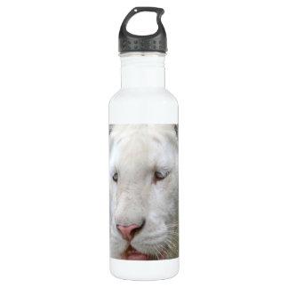Rare White Tiger  710 Ml Water Bottle