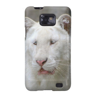 Rare White Tiger  Samsung Galaxy Case Samsung Galaxy S2 Covers